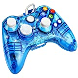 xbox 360 led controller - Maexus Xbox 360 Wired Controller Gamepad Joystick for Xbox 360 with LED Light