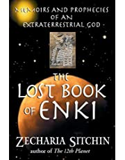 Sitchin, Z: Lost Book of Enki: Memoirs and Prophecies of an Extraterrestrial God