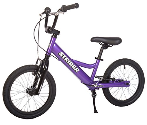 Strider Youth 16 Sport No-Pedal Balance Bike, Ages 6 to 10 Years