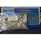 EZ-CAP-Filler Capsule Filler Machine (size 00), with 100 Vegetable empty capsules size 00, Free shipping!!!