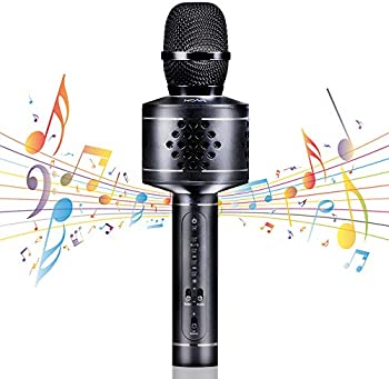 UD Bluetooth Karaoke Microphone for Kids