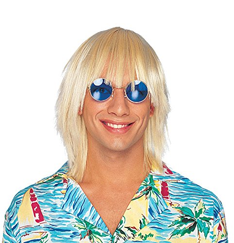 Costume Culture Men's Silly Boy Wig Deluxe