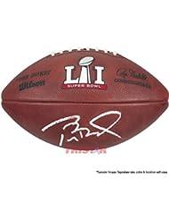 Предметы коллекционирования Tom Brady Signed Autographed