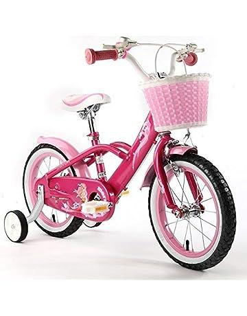 """0d21c8d533e Royalbaby pink mermaid girl s kids children bike in size 12"""" 14"""" 16"""" 18"""
