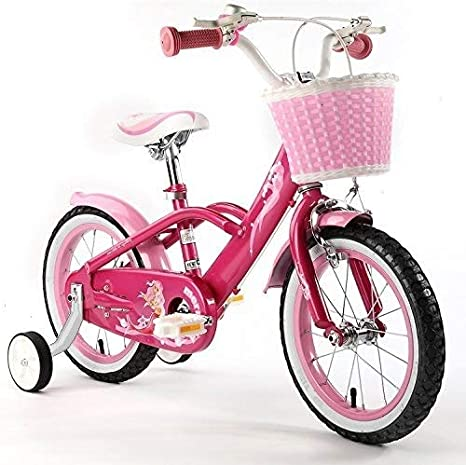 ROYAL BABY MERMAID - Bicicleta para niña, tallas 12, 14, 16 y 18 ...