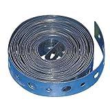 Hanging Strap, 100 Ft L, Galv Steel
