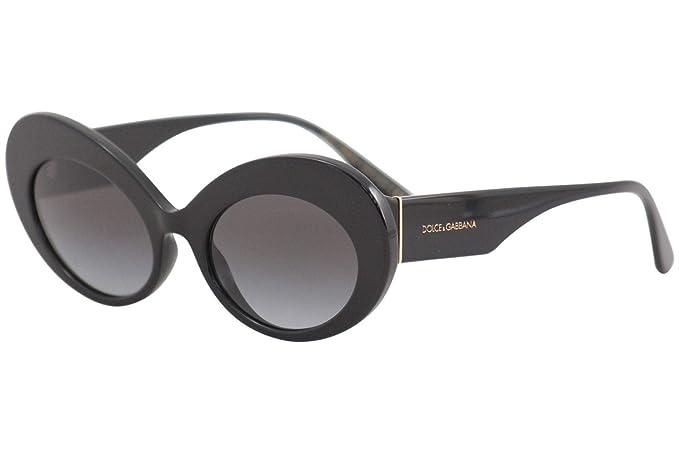Dolce & Gabbana 0DG4345 Gafas de sol, Black, 55 para Mujer ...