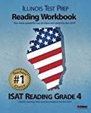 ILLINOIS TEST PREP Reading Workbook ISAT Reading Grade 4, Test Master Press California Staff, 1463681275
