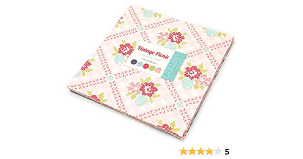 Shine On Layer Cake 42-10 inch Precut Fabric Quilt Squares by Bonnie /& Camille