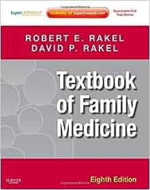 Rakel textbook of family medicine 8th edition