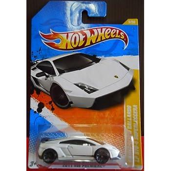 this item hot wheels lamborghini gallardo lp 570 4 superleggera white 2011 9244