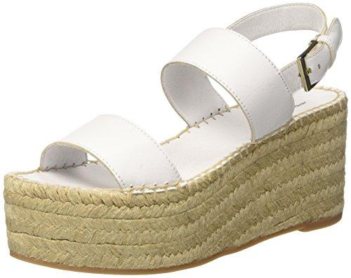 Blanco Mujer cuña Pennyblack 55210517 Sandalias de C0qXZBw