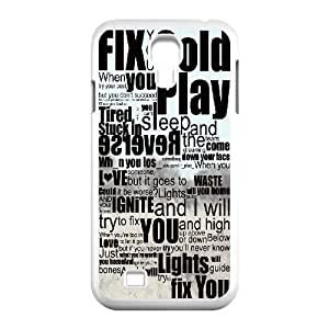 Cold Play CUSTOM Cover Case for SamSung Galaxy S4 I9500 LMc-46664 at