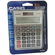 Casio MS-80B Standard Function Desktop Calculator