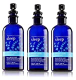 Bath & Body Works Aromatherapy Pillow Mist Lavender Vanilla 3 Pack