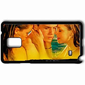 Personalized Samsung Note 4 Cell phone Case/Cover Skin Alpha Dog Anton Yelchin Zack Mazursky Amanda Seyfried Julie Beckley Movies Black by mcsharks