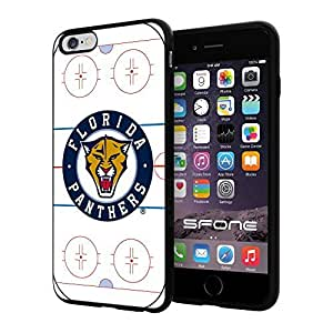 Florida Panthers Rink Ice #2122 iphone 6 4.7) I+ Case Protection Scratch Proof Soft Case Cover Protector