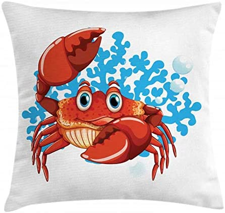 red lobster   Long Cushion Covers Pillow Cases Home Decor or Inner
