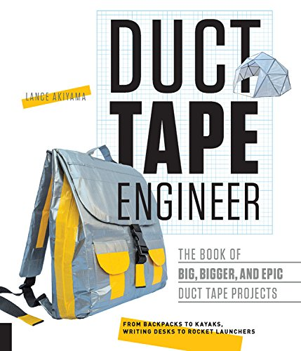 Duct Tape Engineer Bigger Projects product image