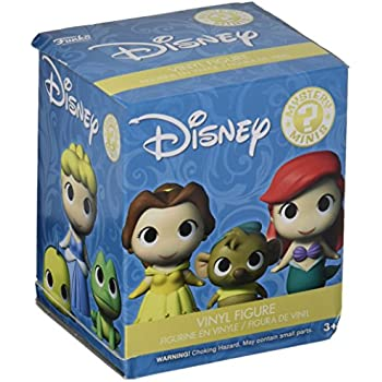 Funko Mystery Mini Disney Princess - 1 Blind Box Mystery Action Figure