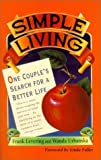img - for Simple Living: One Couple's Search for a Better Life by Frank Levering (2003-08-01) book / textbook / text book