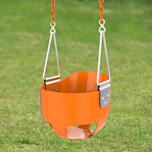 Toddler Swing Seat Bucket Kids Tree Swing Set Accessories For