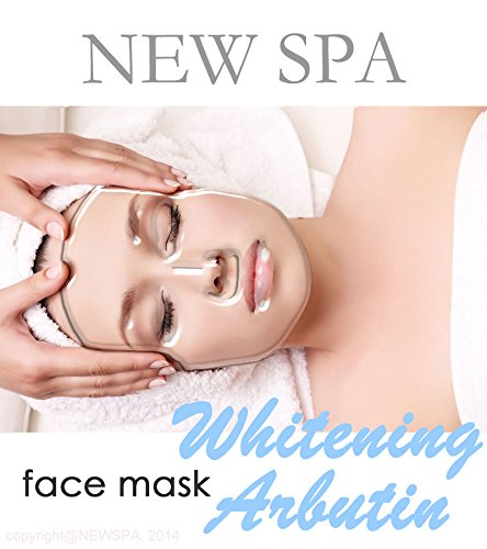 Lightening Collagen Face Mask with Hyaluronic Acid and Arbutin