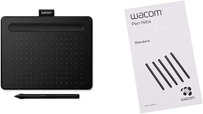 Wacom Intuos S Stift Tablett Schwarz Ideal Für Computer Zubehör