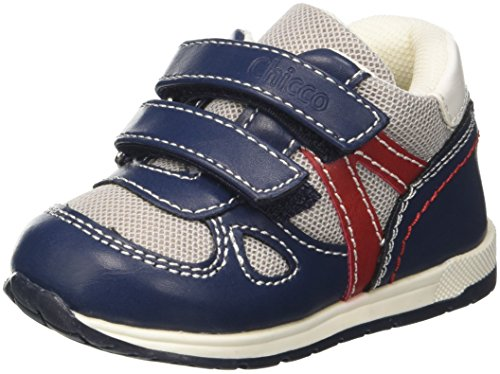 Chicco Jungen GIMMY Sneaker Blau