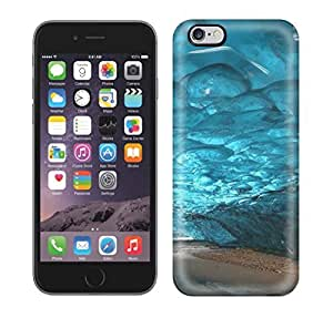 Best Power(Tm) HD Colorful Painted Watercolor Blue I Hard Phone Case For Iphone 6 Plus