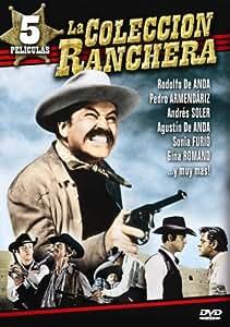Amazon.com: La Coleccion Ranchera 5 Peliculas (2 DVD
