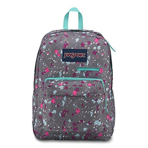 Jansport Digibreak Laptop Backpack - Spring Meadow