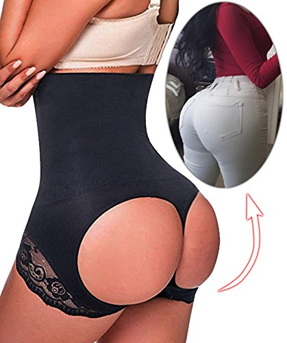 Waist Lifter Control Shorts Buttock