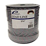 Promar Lead Core Rope, 600'