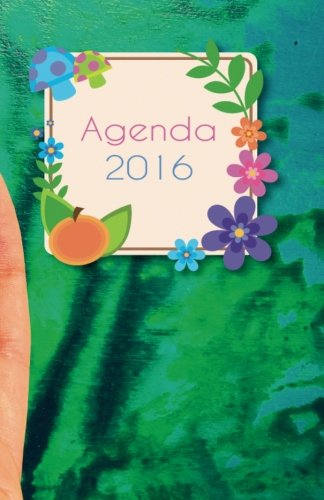 Agenda 2016: interior a color (Agenda 2016 2017) (Volume 4 ...