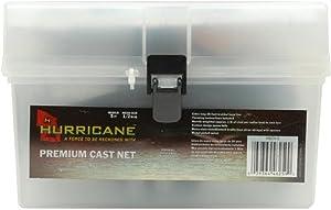 "HURRICANE HSCN-5 Hurricane 5' Cast Net 1/2"""
