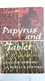 img - for Papyrus and Tablet (A Spectrum book) book / textbook / text book