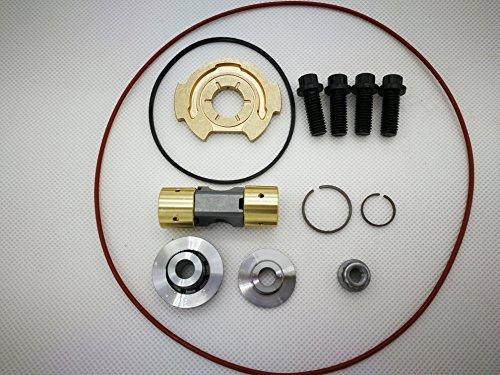 28pcs Rebuild Kit for 2003-2007 Ford Powerstroke 6.0 GT3782VA 2004-2007 GMC CHEVRY Duramax 6.6 GT3788VA GT37VA Turbo Charger