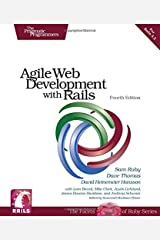 Agile Web Development with Rails 3.2 (Pragmatic Programmers) Paperback