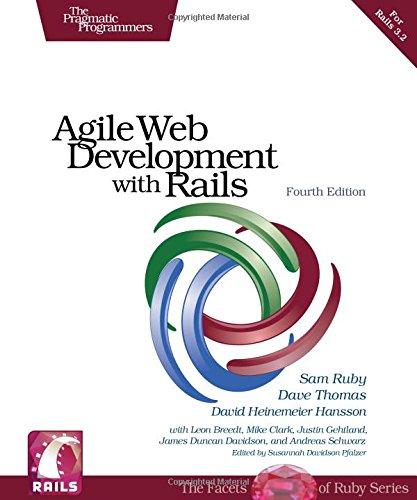 Agile Web Development with Rails 3.2 (Pragmatic Programmers)の詳細を見る