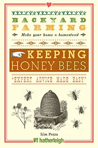 Backyard Farming: Keeping Honey Bees: From Hive Management to Honey Harvesting and More