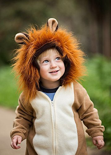 Halloween 2017 Lion toddler & kids handmade and unique costume | onesie | toddler costume | lion (Halloween Unique Costumes 2017)