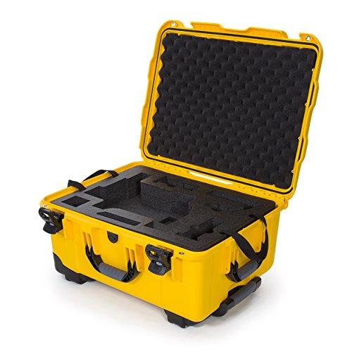 Nanuk Ronin M Waterproof Hard Case with Wheels and Custom Fo