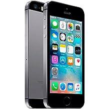 "iPhone 5S Apple 16GB com Tela 4"", iOS 7, Touch ID, Câmera 8MP, Wi-Fi, 3G/4G, GPS, MP3 e Bluetooth - Cinza Space"