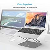 Laptop Stand, Boyata Laptop Holder, Multi-Angle