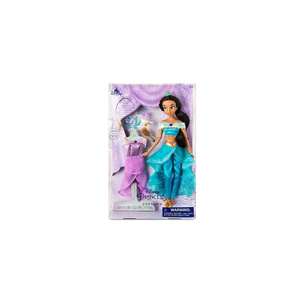 Top 10 Disney Toys July 2020 Jasmine Ballet Doll – 11 1/2''