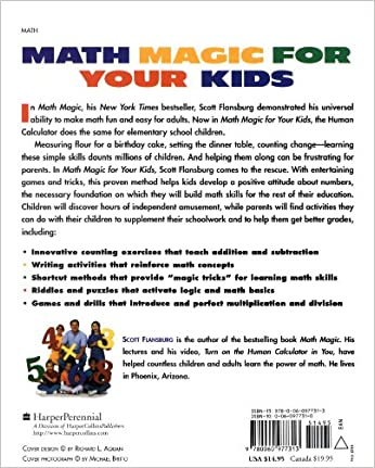 Counting Number worksheets math and money worksheets : Math Magic for Your Kids: Hundreds of Games and Exercises from the ...