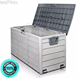 SKEMIDEX---all weather uv Pool Deck Box Storage shed bin Backyard Patio Porch Outdoor new And patio furniture home depot patio furniture lowes patio furniture target small patio furniture patio