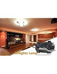 ahlights XL-2400 lámpara de repuesto con carcasa para televisores Sony