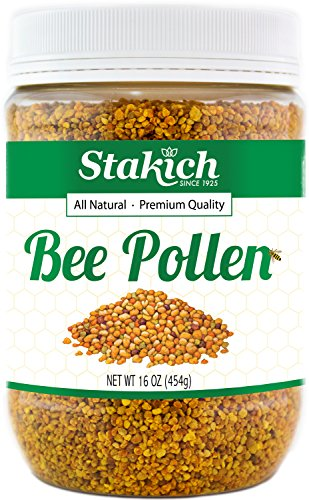 Stakich BEE POLLEN GRANULES Unprocessed product image